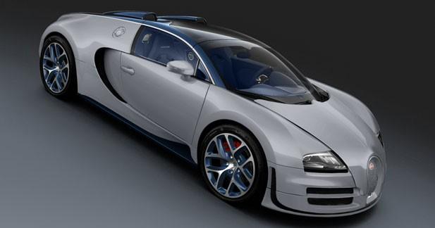 Bugatti Veyron Grand Sport Vitesse Rafale : atterrissage à Sao Paulo