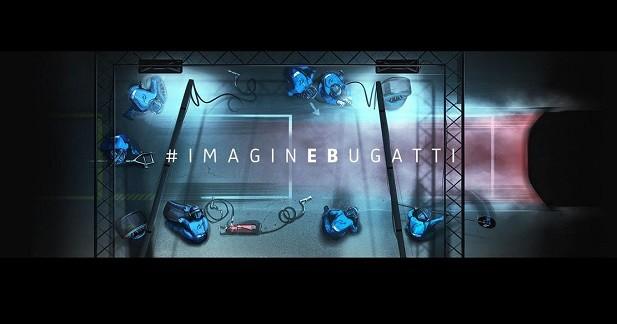 Bugatti tease un concept pour Gran Turismo