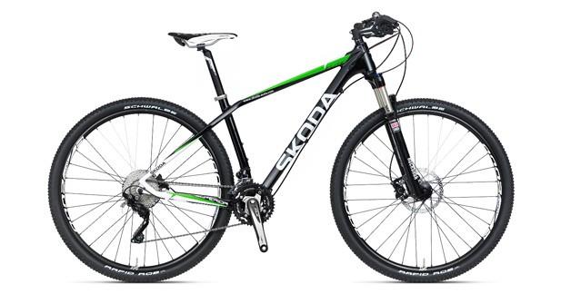 Skoda lance sa première gamme de vélos en France