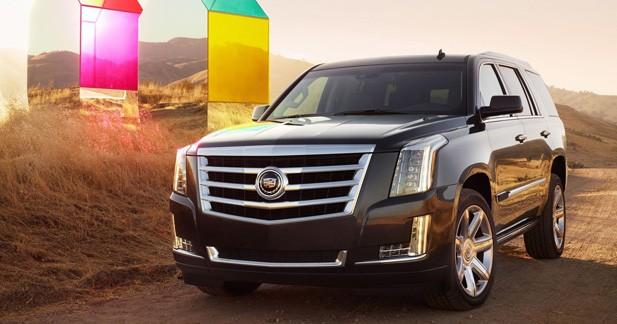 Cadillac Escalade 2014 : un peu plus européen