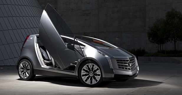 Cadillac Urban Luxury Concept : Small is beautiful