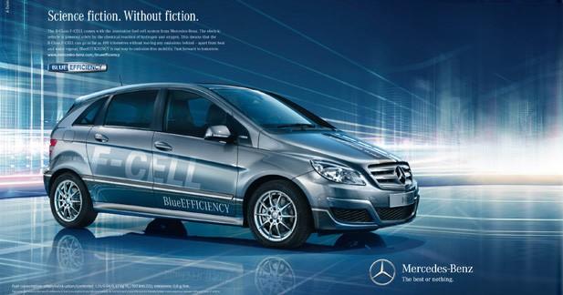 Mercedes-Benz bien placé autour de la mobilité du futur
