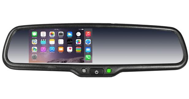 ABC Multimedia Systems dévoile un rétroviseur avec MirrorLink pour les Smartphones