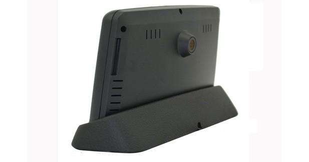 Le SM7DVR est équipé d'une caméra Dashcam haute résolution