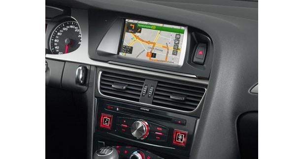 Alpine dévoile un système multimédia premium pour l'Audi A4
