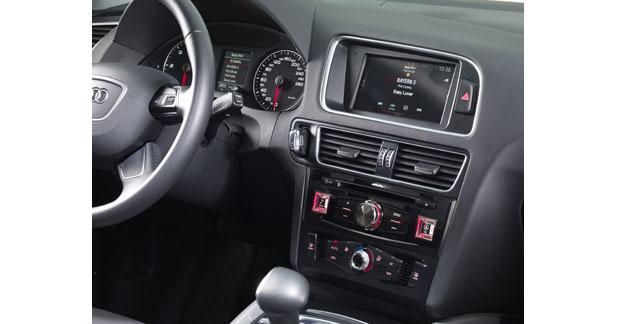 Alpine a été primé à l'EISA 2015 1016 pour son combiné X701D spécial Audi