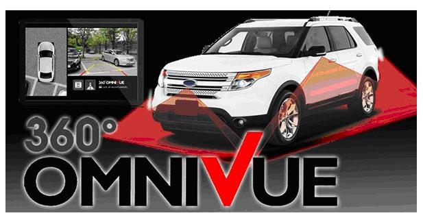 American Road Products présentait un système universel de caméras à 360° au Sema Show