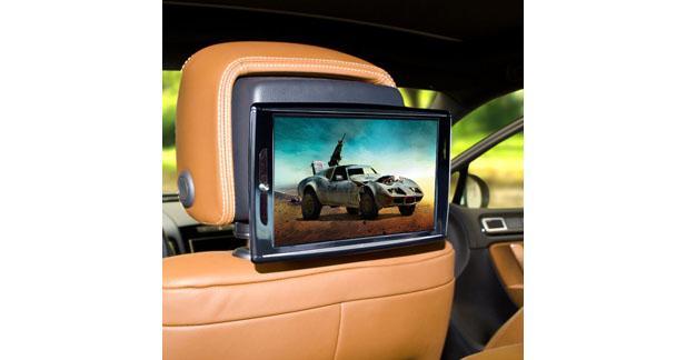 Ampire propose un pack d'écrans vidéo HD pour les passagers arrière