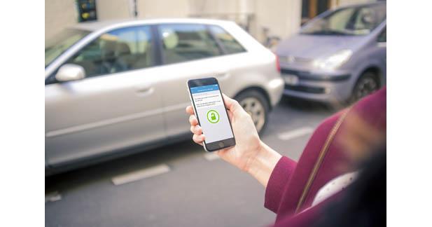 Drivy Open, une application Smartphone permettant d'ouvrir un véhicule de location