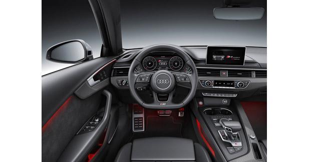 La nouvelle Audi S4 adopte le système Audi Virtual Cockpit