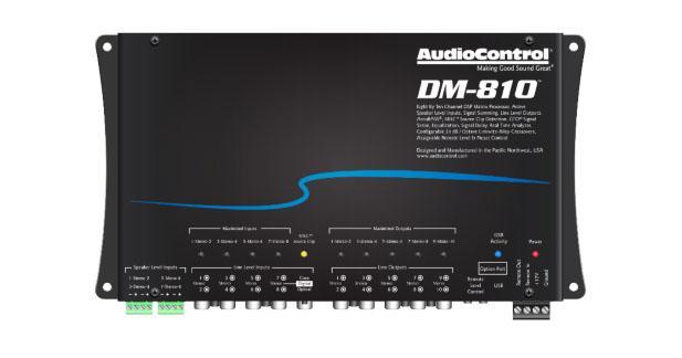 AudioControl présentera deux nouveaux DSP au CES de Las Vegas
