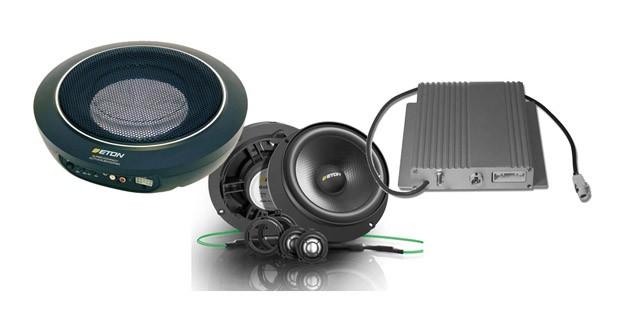 AVS propose un pack hi-fi/média pour la Golf 7