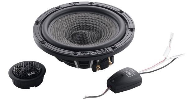 Blam Audio étoffe sa gamme Live avec un kit 2 voies compact