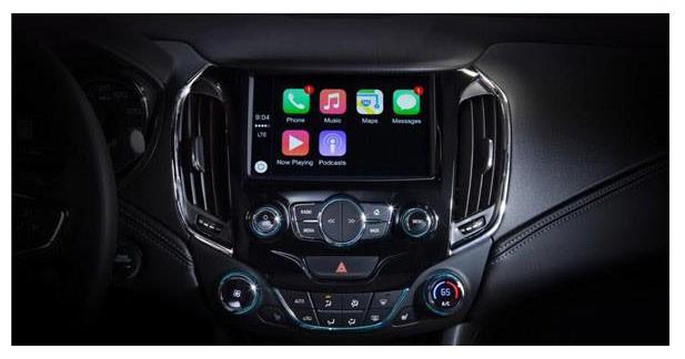 Chevrolet adopte CarPlay et Android Auto sur de nombreux véhicules