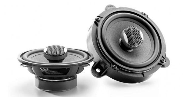 La Sandero Music possède un système audio Focal Music Drive