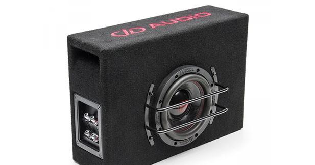 DD Audio dévoile un caisson de grave compact
