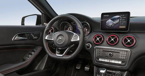 Mercedes embarque la technologie Dragon Drive sur certains modèles