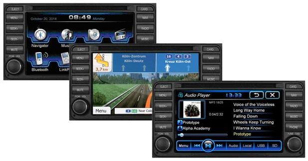Un combiné multimédia « plug and play » spécial Toyota chez ESX