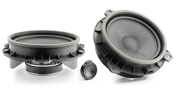 Focal présente des haut-parleurs spécifiquement dédiés aux Toyota