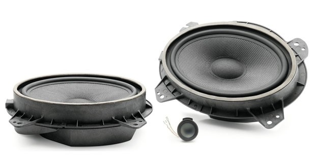 Les kits Toyota de Focal sont 100% « plug and play »