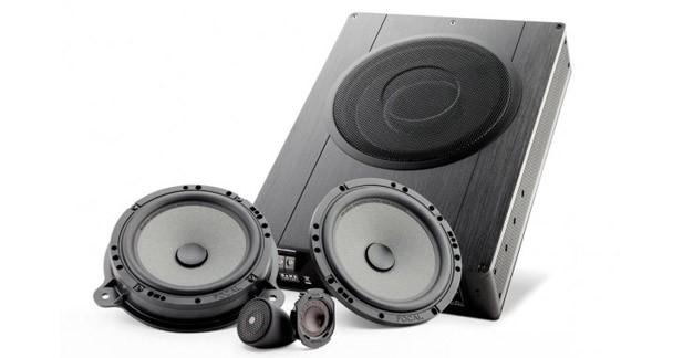Focal étoffe sa gamme Music Premium pour les Renault et Dacia