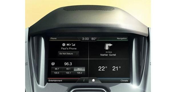 Le Ford Transit Connect adopte des technologies rarement vues sur un utilitaire