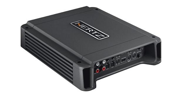 Hertz HCP4D : un ampli puissant et souple d'utilisation
