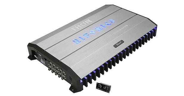Hifonics présente une gamme d'amplis avec DSP intégré