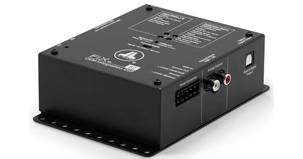 JL Audio dévoile un nouveau processeur OEM pour upgrader un système hi-fi d'origine