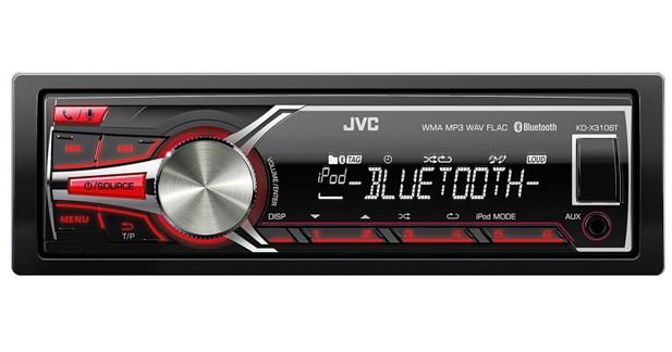 Un nouvel autoradio numérique chez JVC