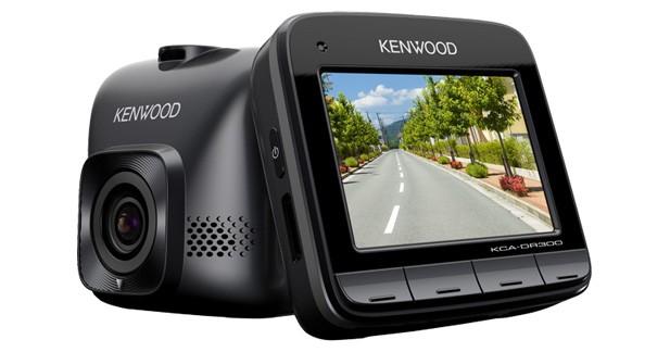Kenwood étoffe sa gamme d'accessoires multimédia avec une Dash Cam