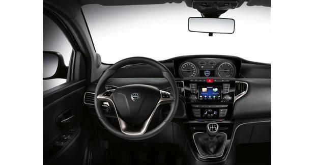 La nouvelle Lancia Ypsilon utilise Tomtom Live pour son système multimédia