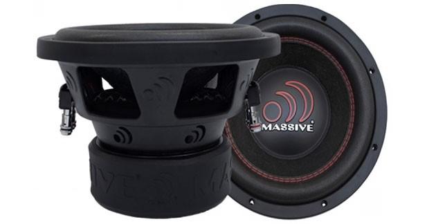 Massive Audio présente une nouvelle gamme de subwoofers
