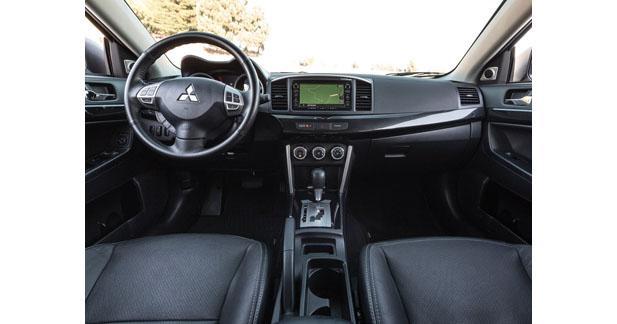 La nouvelle Lancer de Mitsubishi proposera un système hi-fi et multimédia complet