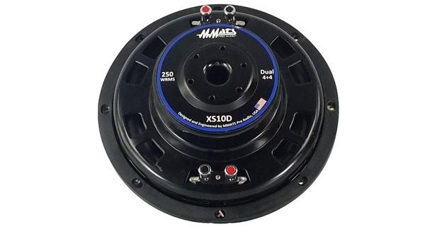 Mmats Pro Audio propose un nouveau sub de 25 cm extraplat pour les petits caissons