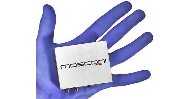 Mosconi nous dévoile en avant première un ampli microscopique