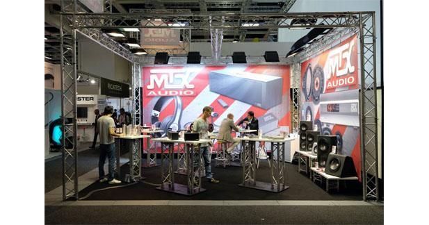 MTX présentait de nombreuses nouveautés à l'IFA de Berlin