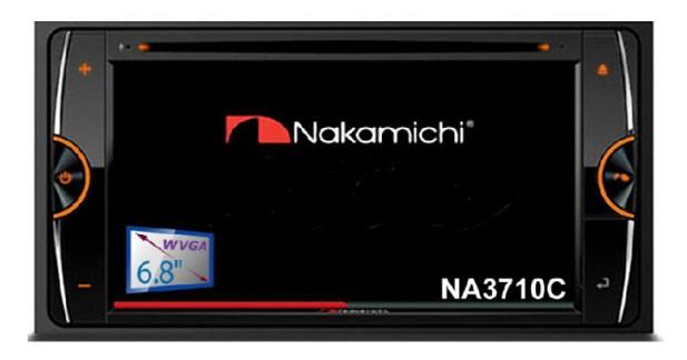 Un combiné multimédia spécial Toyota chez Nakamichi