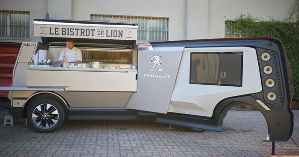 50 HP Focal équipent Le Bistrot du Lion