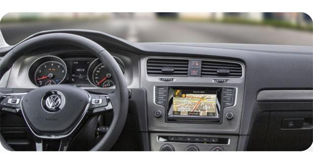 Pioneer propose un module de navigation pour les VW Golf 7