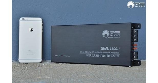 RE Audio présentera une gamme d'amplis très compacts au CES 2015