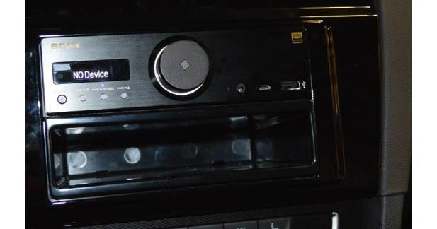 Sony présente le prototype d'une nouvelle source hi-fi