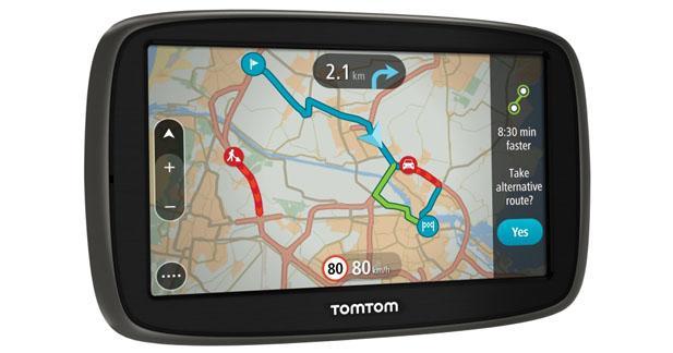 Tomtom propose la cartographie mondiale sur sa gamme GO