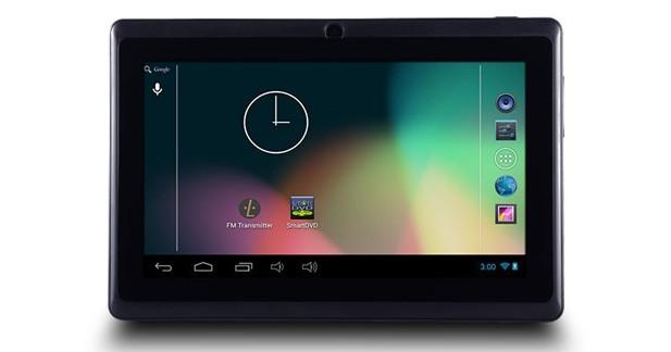 Une tablette Android remplace le classique écran vidéo
