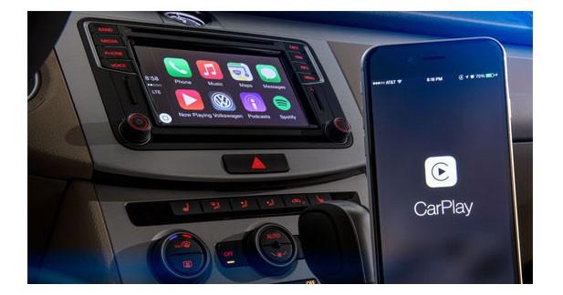 VW Amérique annonce le CarPlay et Android Auto pour ses modèles 2016