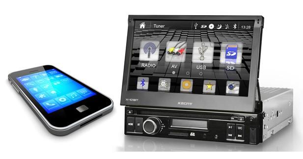 Un combiné multimédia 1 DIN arrive dans la gamme Xzent