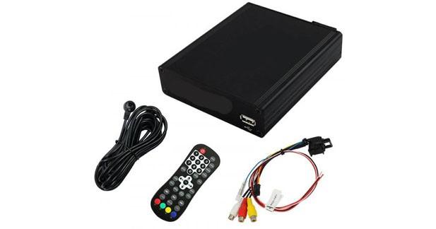 Zemex propose un player USB compatible la plupart des autoradios vidéo