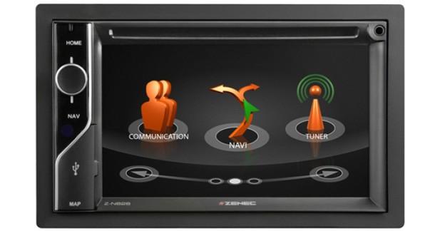 Un combiné multimédia avec DAB et MirrorLink arrive chez Zenec