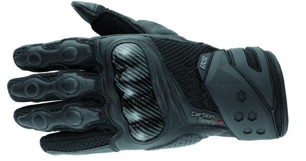 Carbon Mesh, le gant été cuir