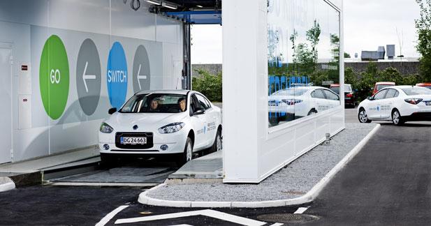 Le PDG de Renault ne croit plus à l'échange de batteries